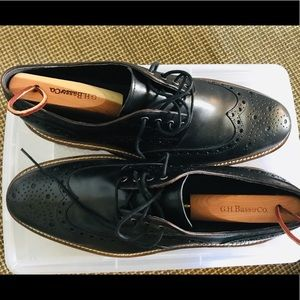 Johnston and Murphy men's shoes